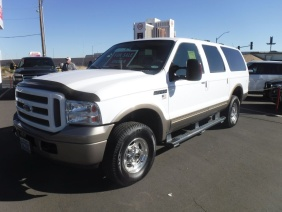 2005 Ford Excursion Eddie Bauer - For Sale By Owner at Private Party Cars