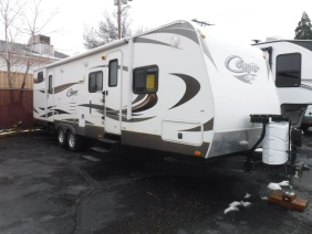 2013 Keystone Cougar Model# 32RBKWE Travel Trailer - For Sale By Owner at Private Party Cars