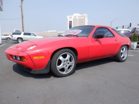 1984 Porsche 928 Coupe - For Sale By Owner at Private Party Cars