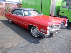 1966 Cadillac DeVille Convertible - For Sale By Owner at Private Party Cars
