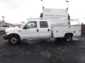 2000 Ford F350 Super Duty Crew Cab & Chassis 176in WB - For Sale By Owner at Private Party Cars