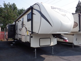 2017 Sportsman 5th Wheel Kz Rv Sportsmen 344 Bh - For Sale By Owner at Private Party Cars