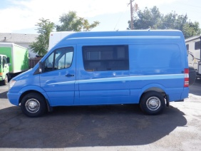2005 Dodge Sprinter 2500 Cargo High Ceiling 118in W.B. Van - For Sale By Owner at Private Party Cars