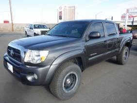 2011 Toyota Tacoma Double Cab 5 ft - For Sale By Owner at Private Party Cars
