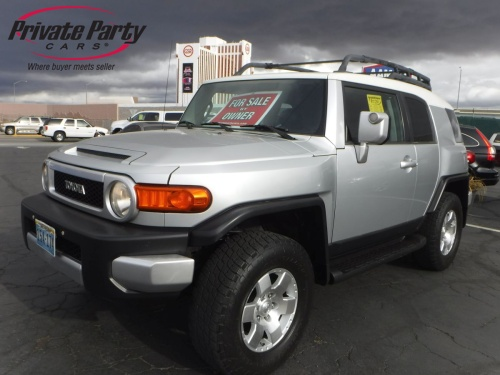2007 toyota fj cruiser for sale by owner at private party cars where buyer meets seller. Black Bedroom Furniture Sets. Home Design Ideas