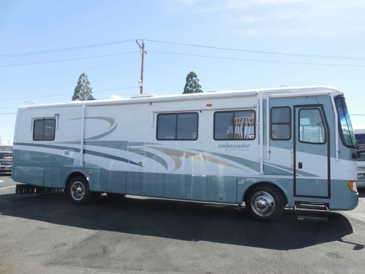 Private party cars where buyer meets seller for Holiday rambler motor homes