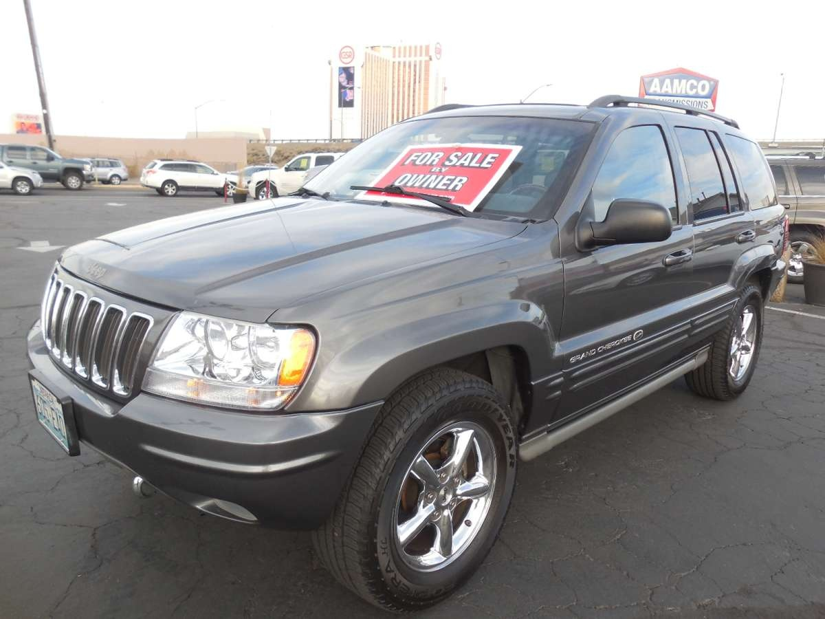 2002 jeep grand cherokee overland for sale by owner at. Black Bedroom Furniture Sets. Home Design Ideas