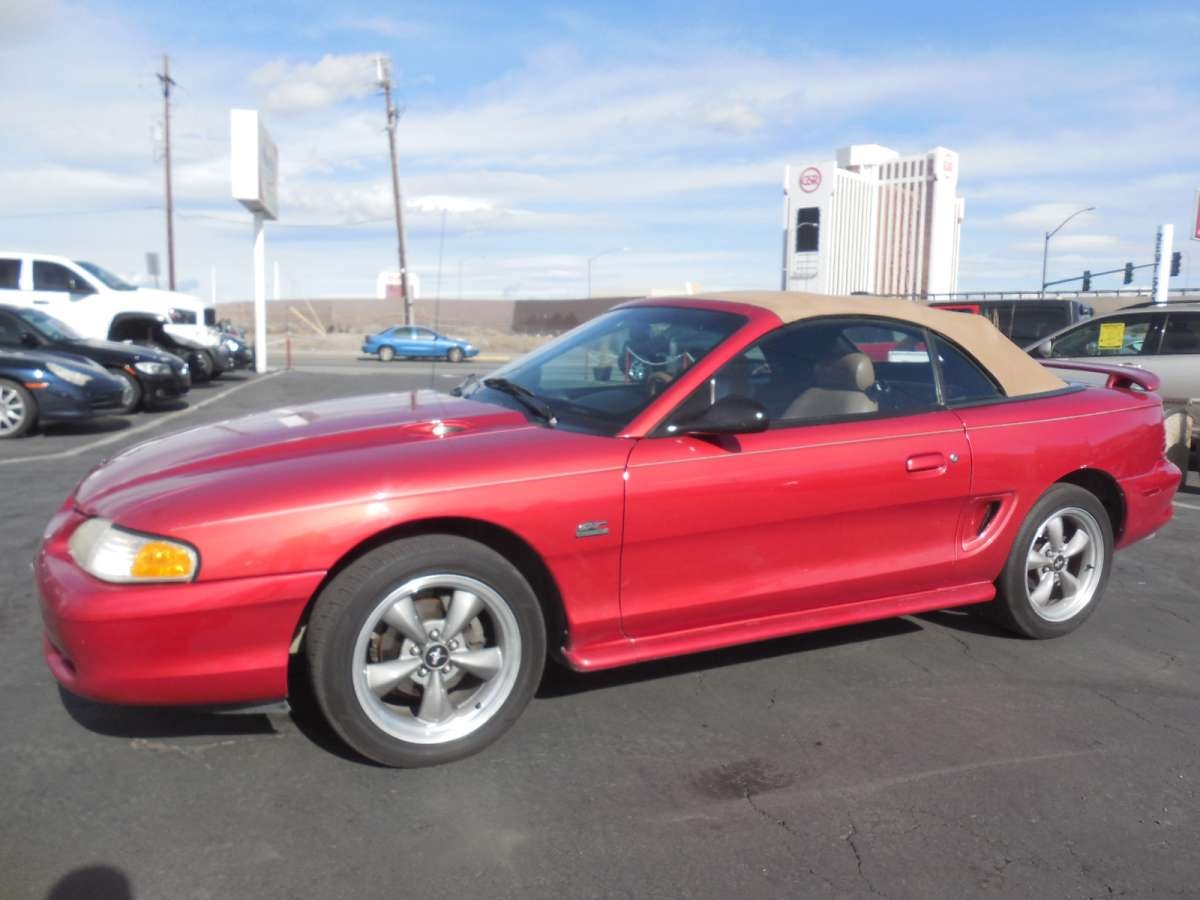 1995 ford mustang gt for sale by owner at private party. Black Bedroom Furniture Sets. Home Design Ideas