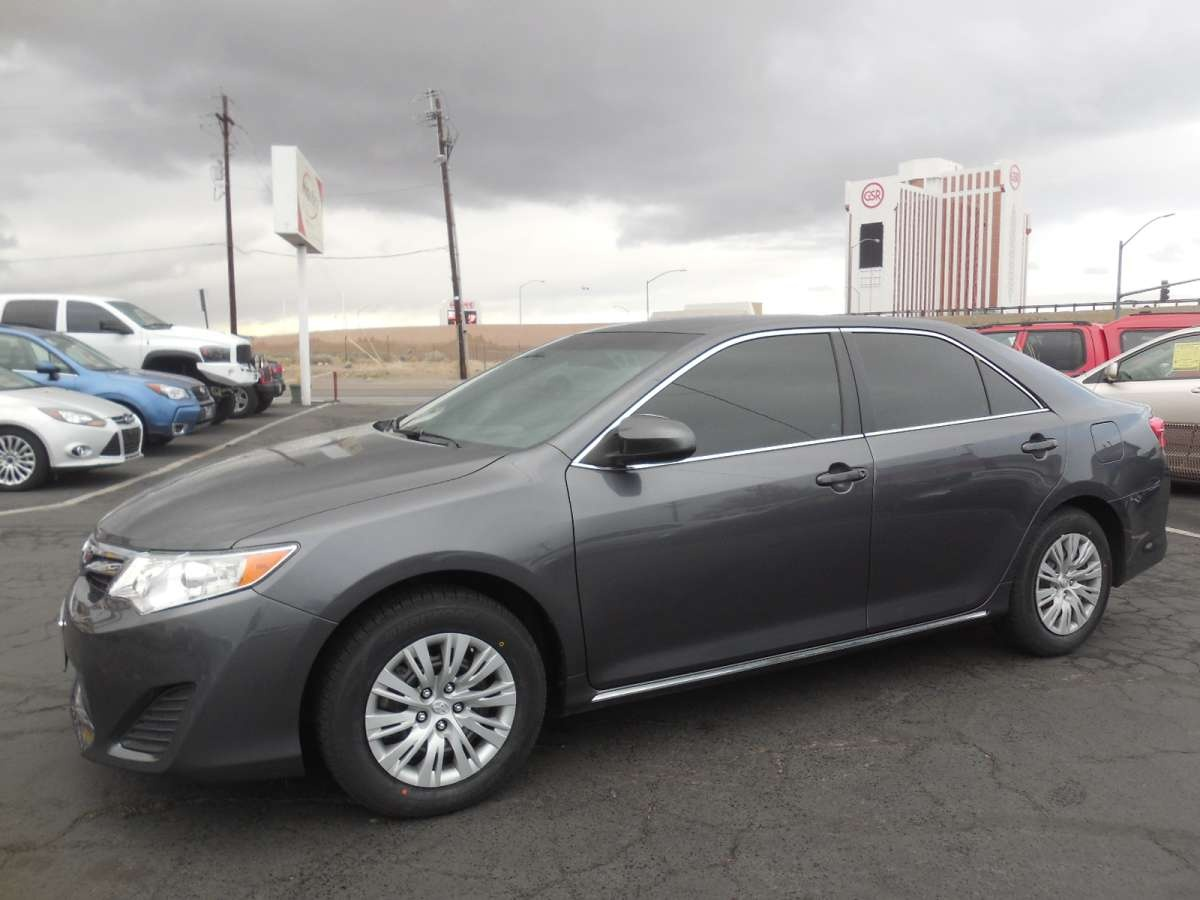 2012 Toyota Camry For Sale >> 2012 Toyota Camry LE - For Sale By Owner at Private Party