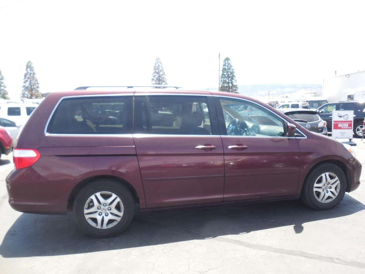 2007 honda odyssey ex l minivan for sale by owner at for 2007 honda odyssey ex