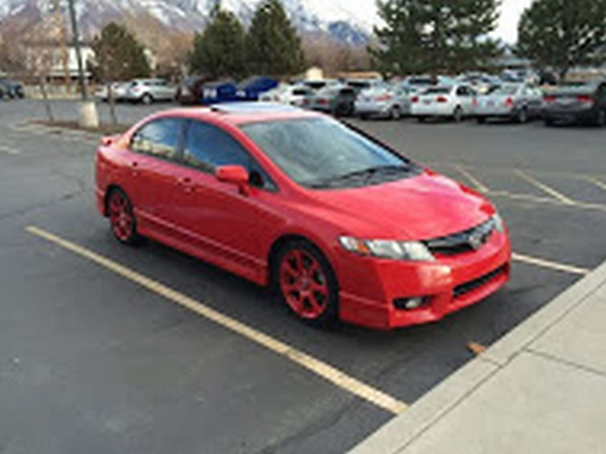 2009 honda civic si for sale by owner at private party cars where buyer meets seller. Black Bedroom Furniture Sets. Home Design Ideas