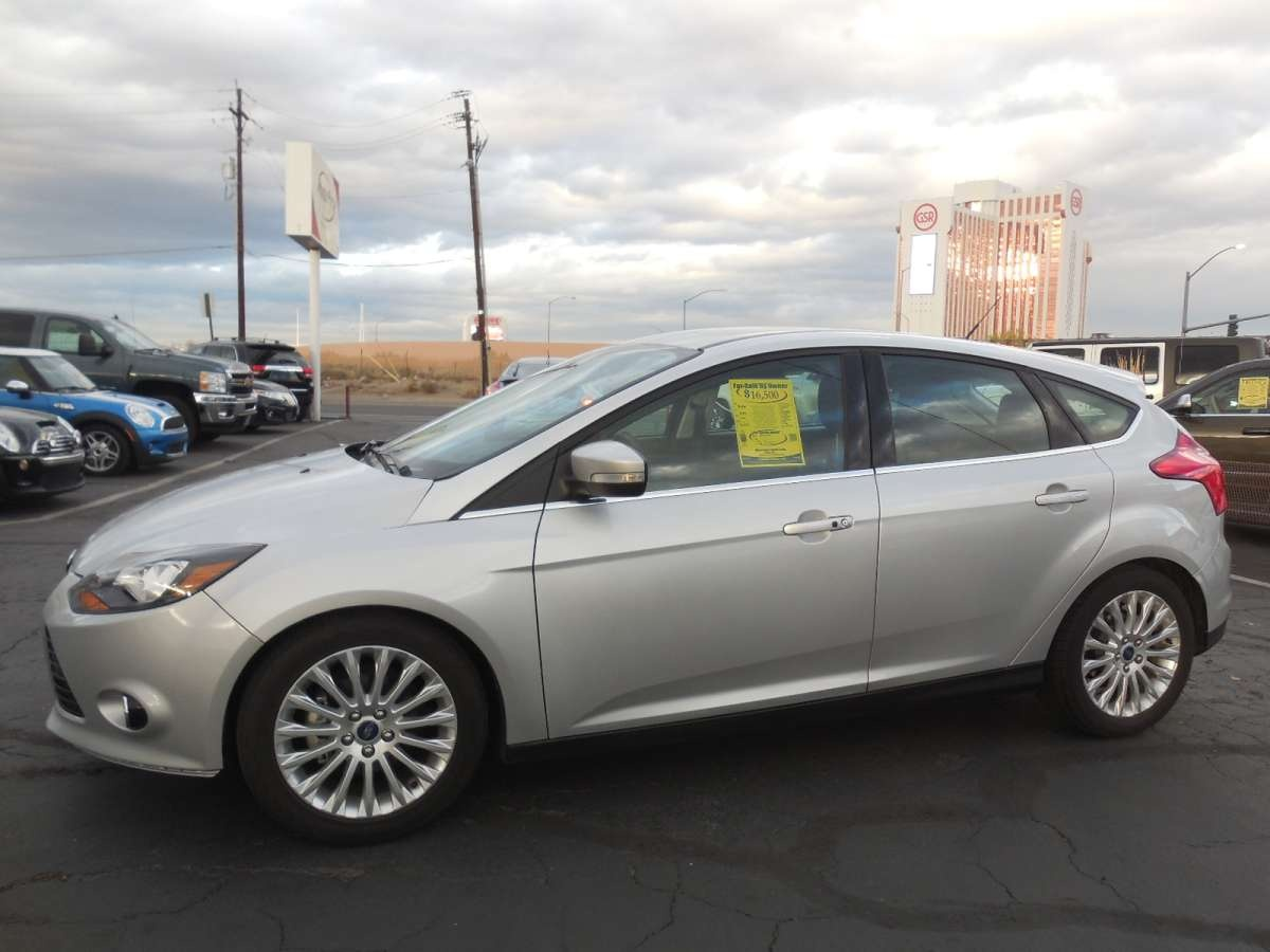 2012 Ford Focus Titanium For Sale By Owner At Private
