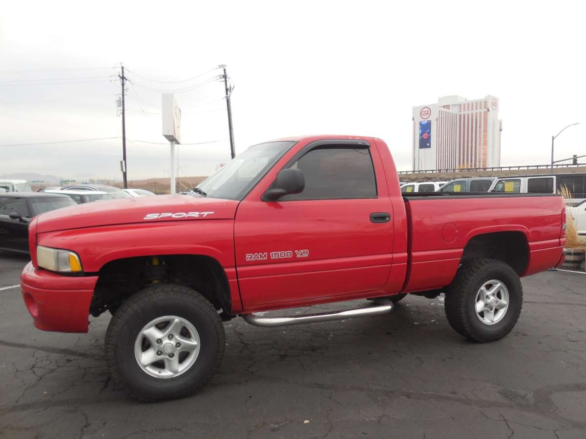 1999 dodge ram 1500 regular cab for sale by owner at. Black Bedroom Furniture Sets. Home Design Ideas