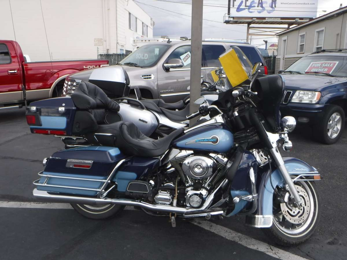 2002 harley davidson ultra classic flhtcui for sale by owner at private party cars where. Black Bedroom Furniture Sets. Home Design Ideas