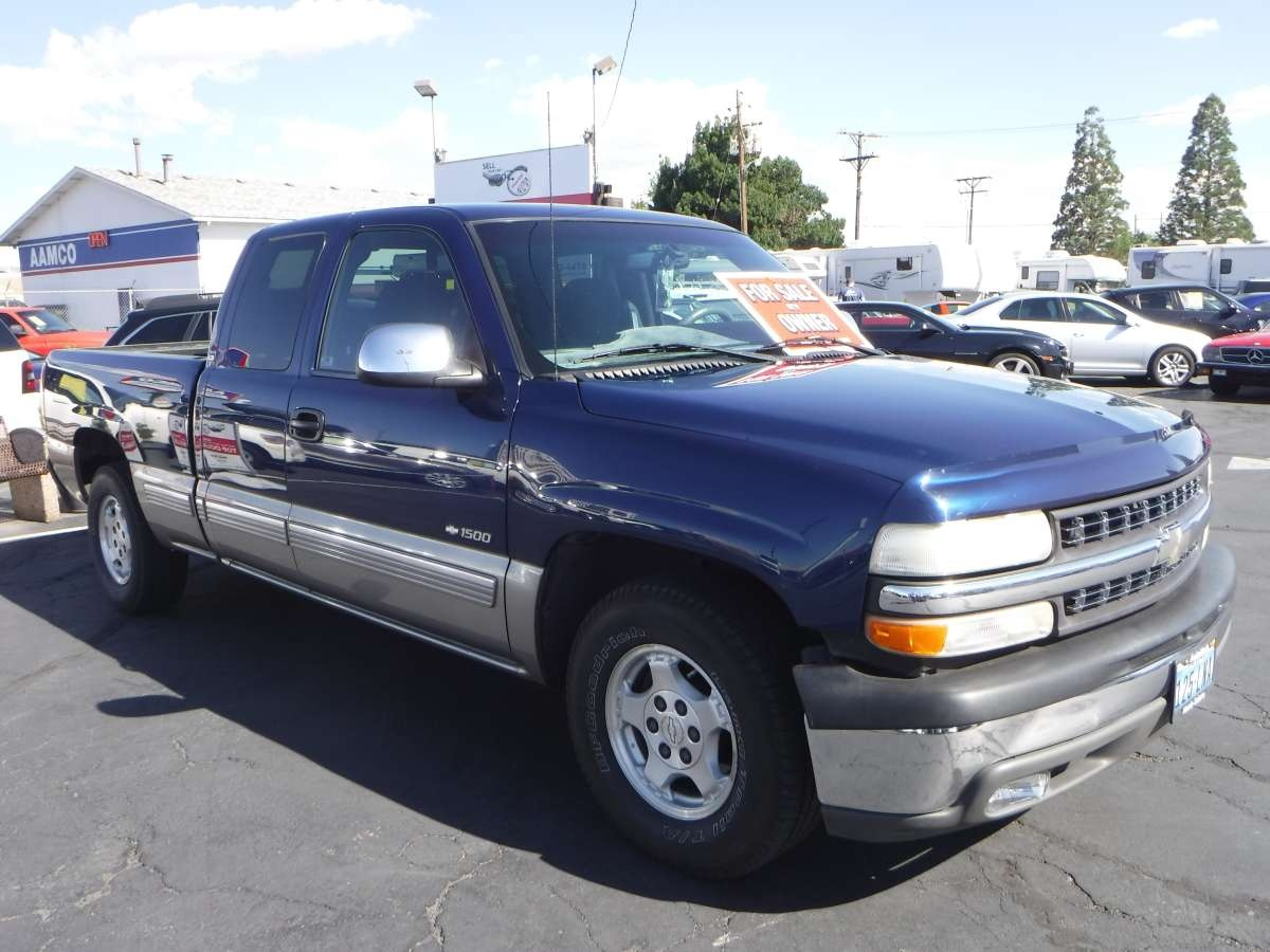 2001 Chevrolet Silverado 1500 Extended Cab For Sale By