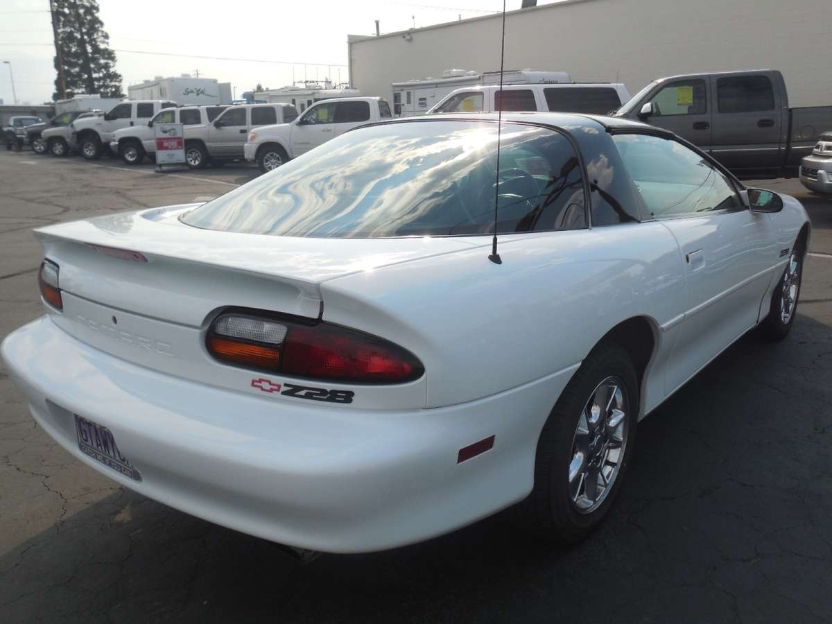 2002 Chevrolet Camaro Z28 For Sale By Owner At Private