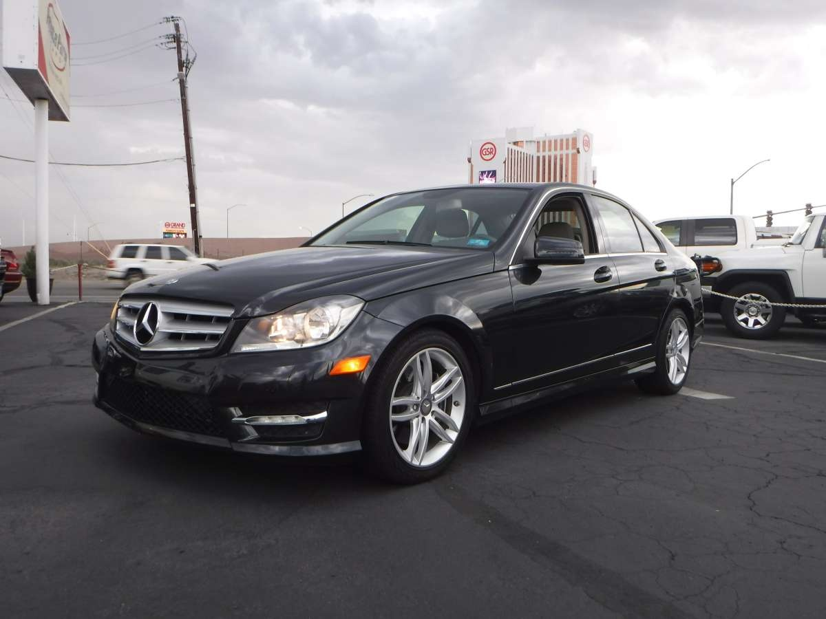 2013 mercedes c class c300 4matic luxury for sale by