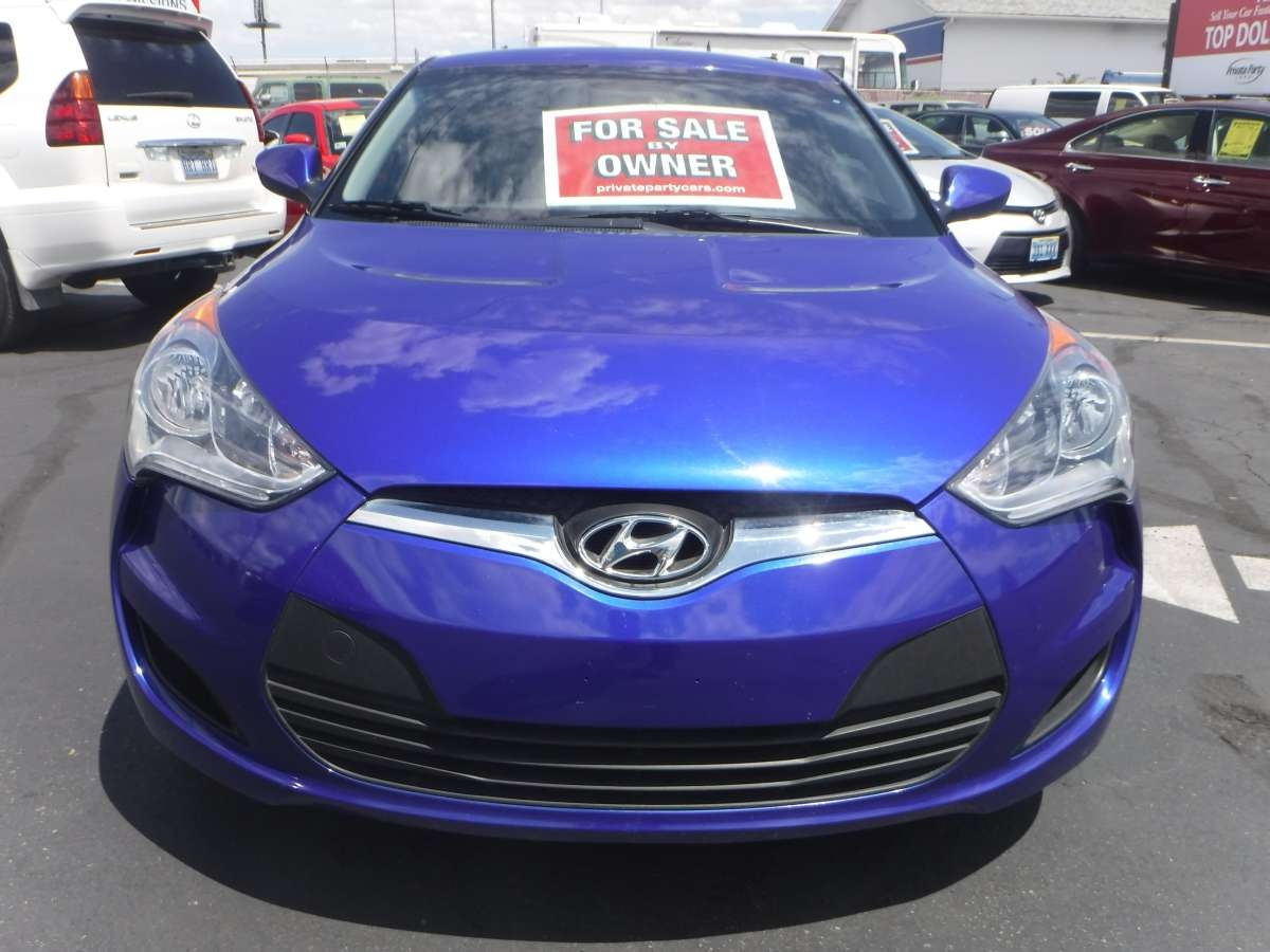 2012 hyundai veloster for sale by owner at private party cars where buyer meets seller. Black Bedroom Furniture Sets. Home Design Ideas