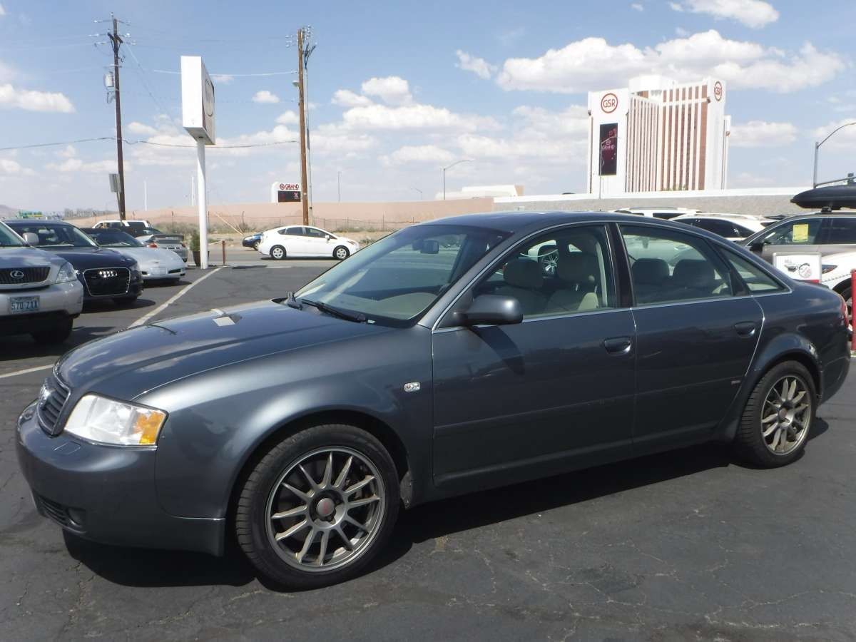2004 audi a6 2 7t s line quattro for sale by owner at. Black Bedroom Furniture Sets. Home Design Ideas