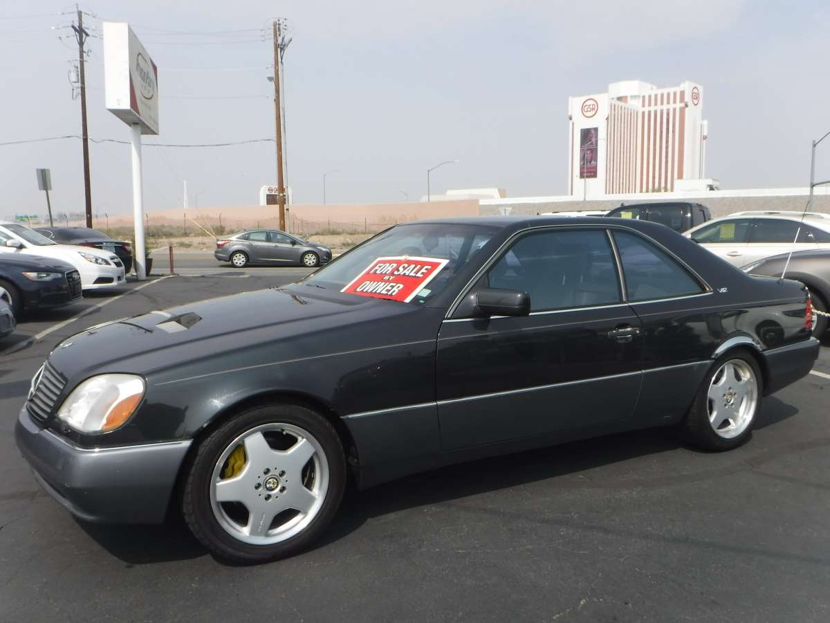 1996 mercedes s class s600 for sale by owner at private for 1996 mercedes benz s600