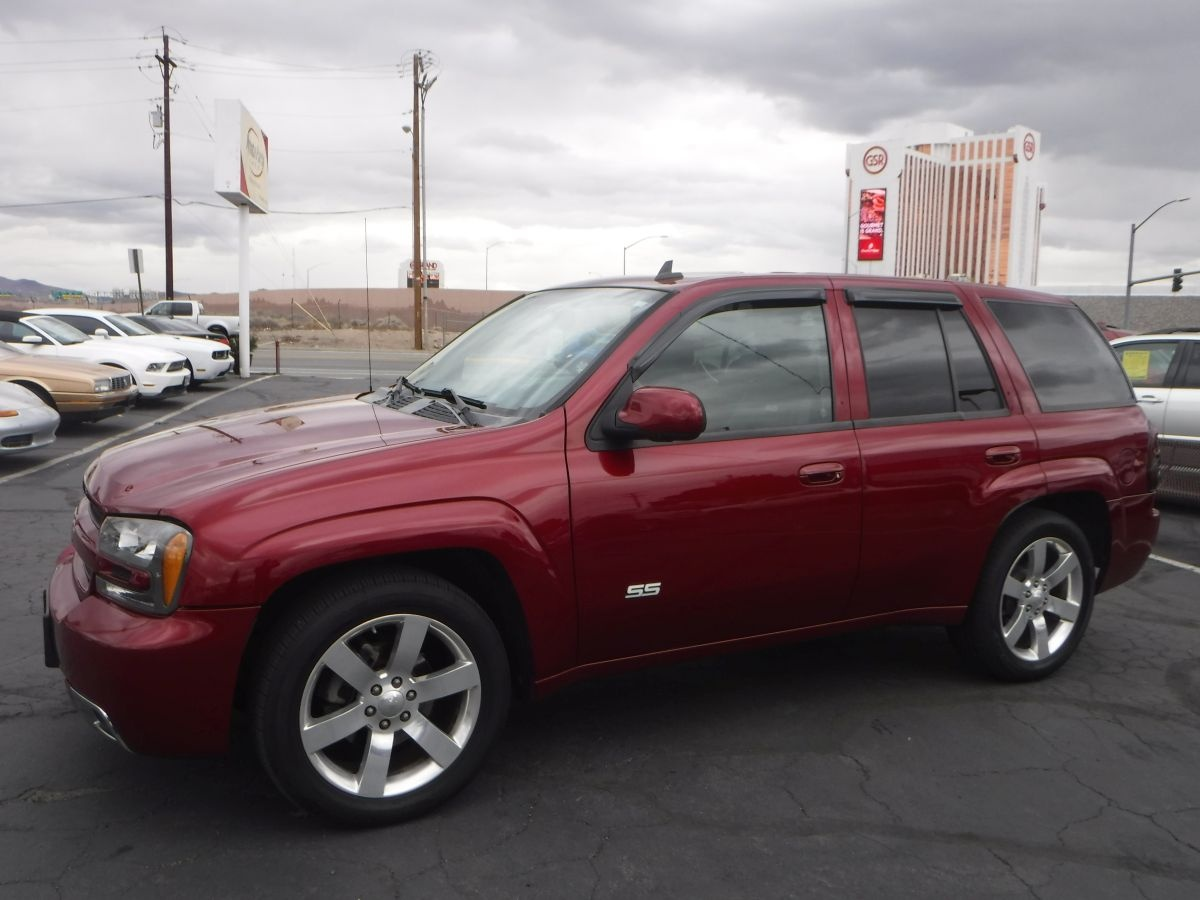 2006 chevrolet trailblazer ss for sale by owner at private party. Black Bedroom Furniture Sets. Home Design Ideas