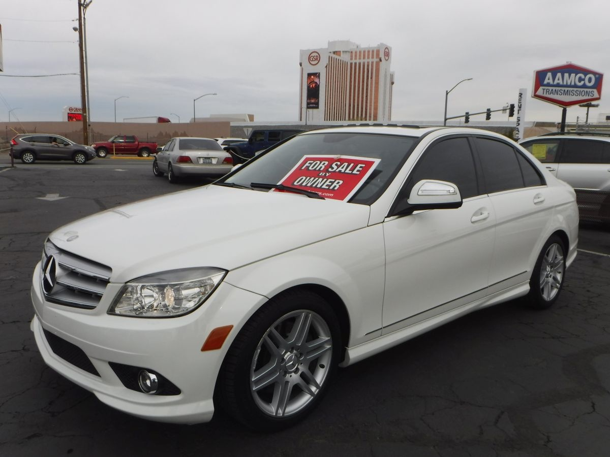 2008 mercedes c class c350 sport for sale by owner at private party cars where buyer meets. Black Bedroom Furniture Sets. Home Design Ideas