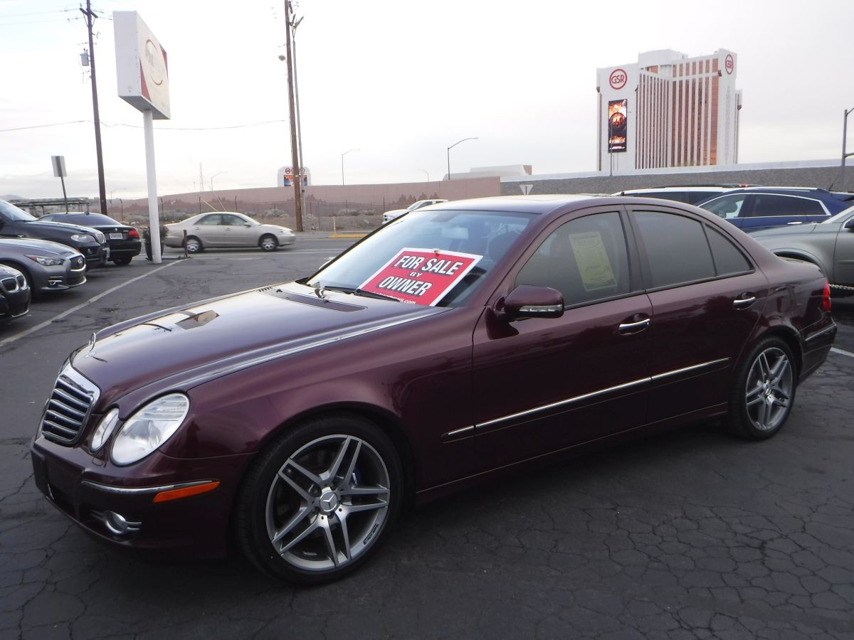 2008 mercedes e class e350 for sale by owner at private for Mercedes benz e350 for sale by owner