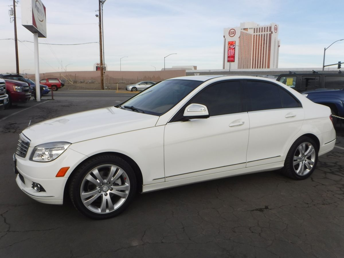 2008 mercedes c class c300 4matic luxury for sale by for 2008 mercedes benz c300 for sale