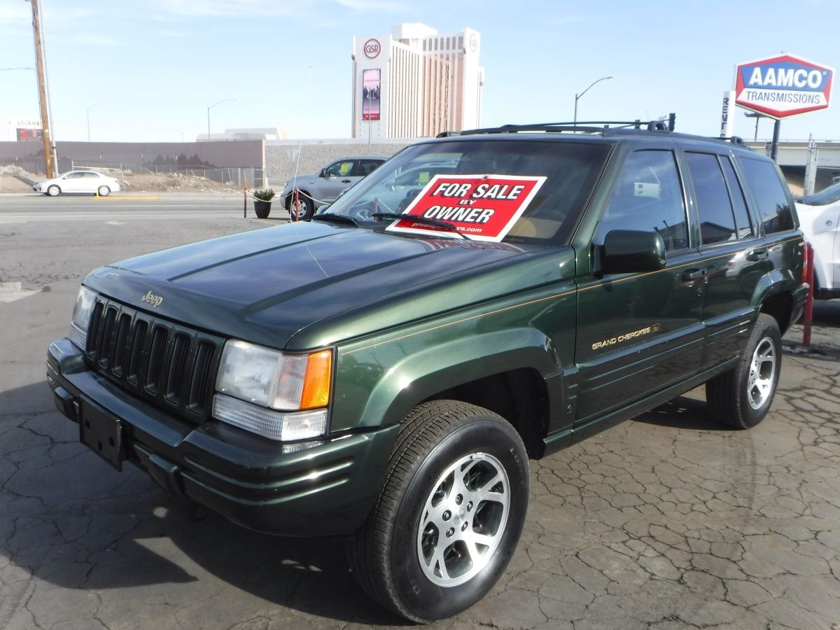 1997 jeep grand cherokee orvis for sale by owner at private party cars where buyer meets seller. Black Bedroom Furniture Sets. Home Design Ideas