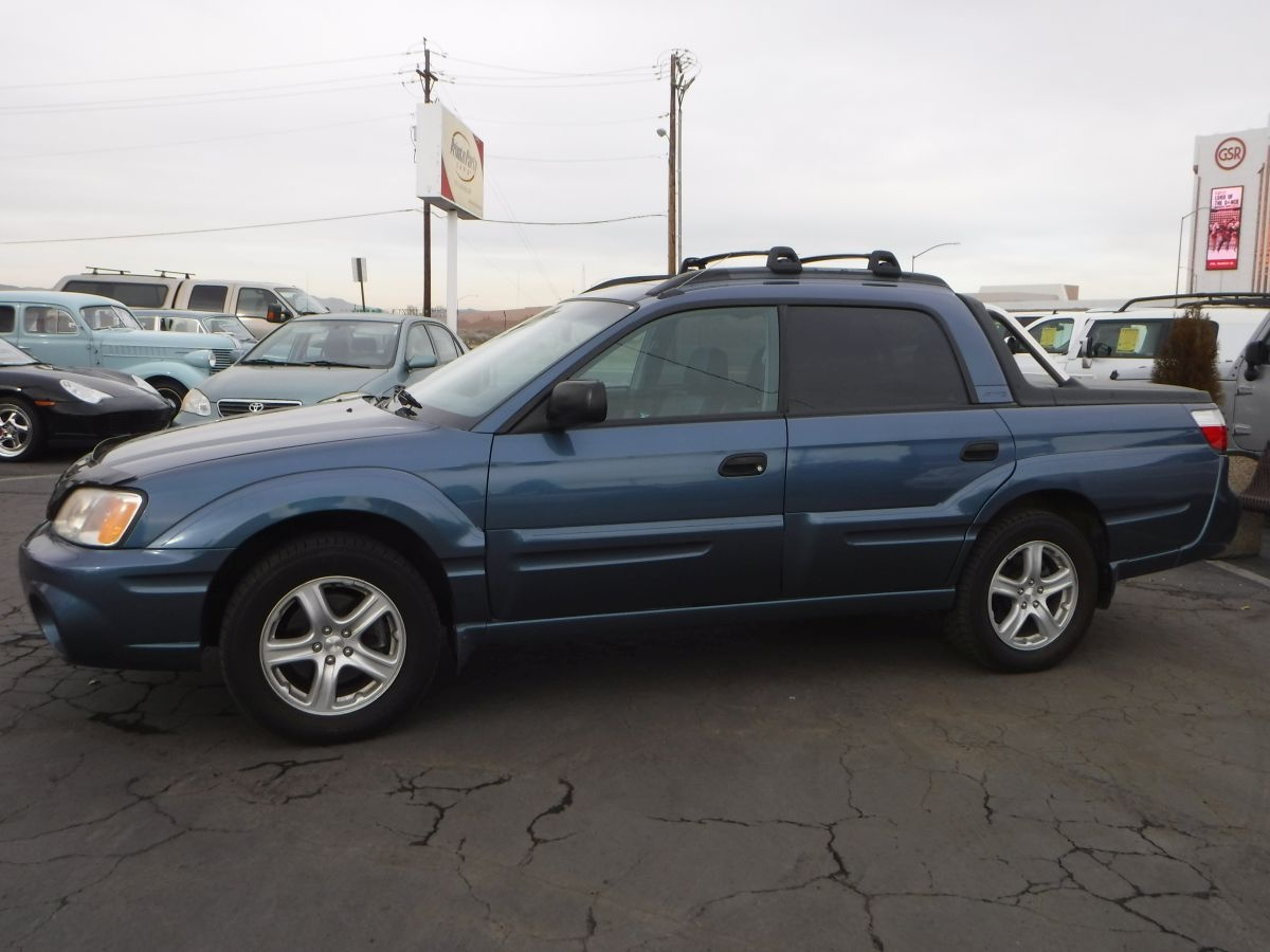 2006 subaru baja sport suv for sale by owner at private party cars where buyer meets seller. Black Bedroom Furniture Sets. Home Design Ideas