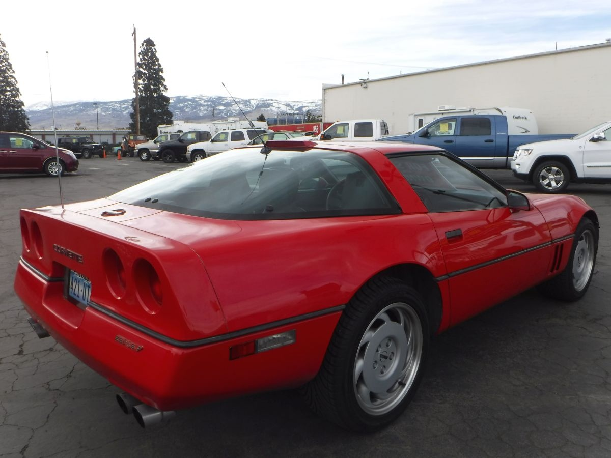 1989 Chevrolet Corvette Zr1 For Sale By Owner At Private