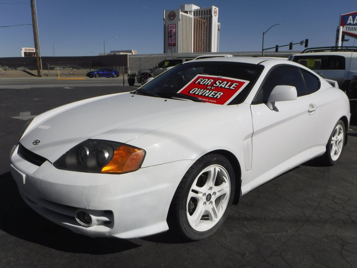 2003 hyundai tiburon gt for sale by owner at private. Black Bedroom Furniture Sets. Home Design Ideas