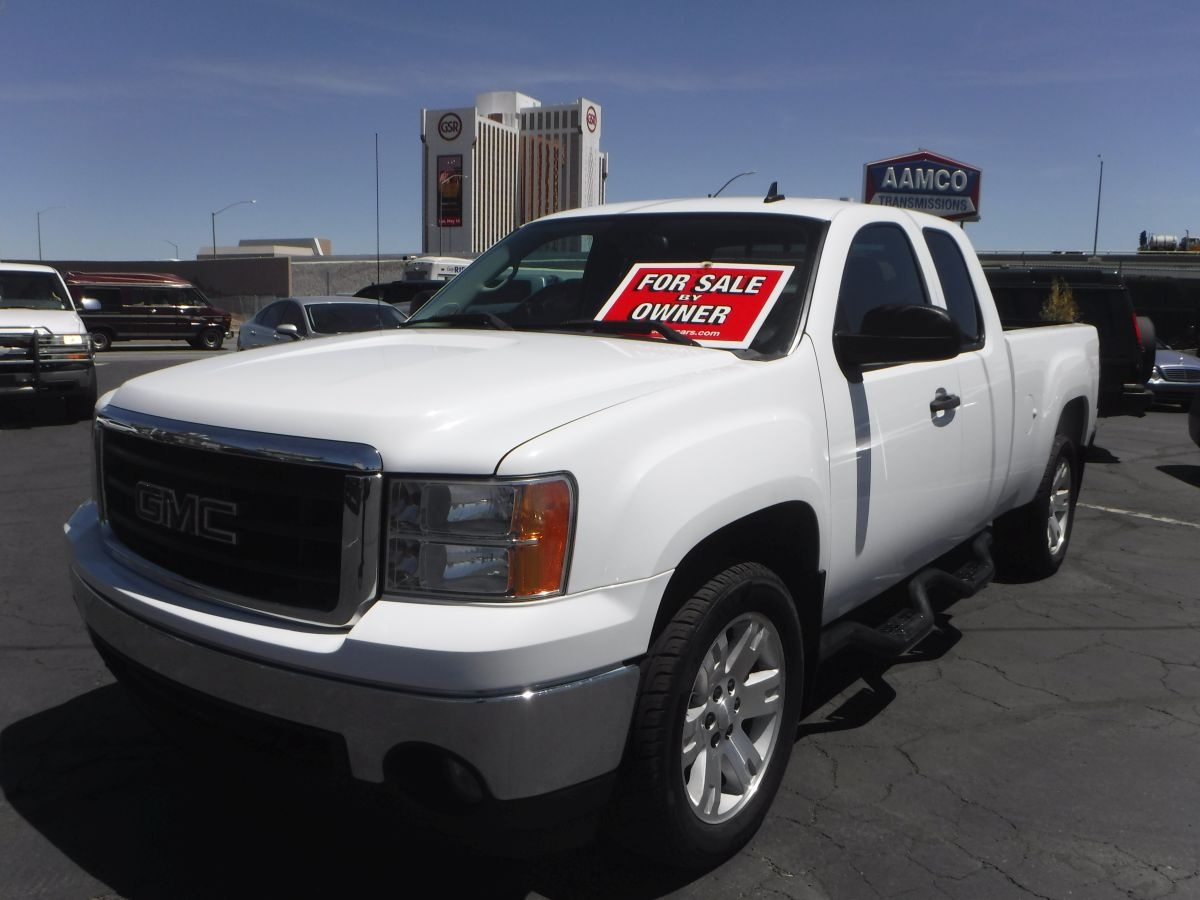 2008 gmc sierra 1500 extended cab sle 6 1 2 ft for sale. Black Bedroom Furniture Sets. Home Design Ideas