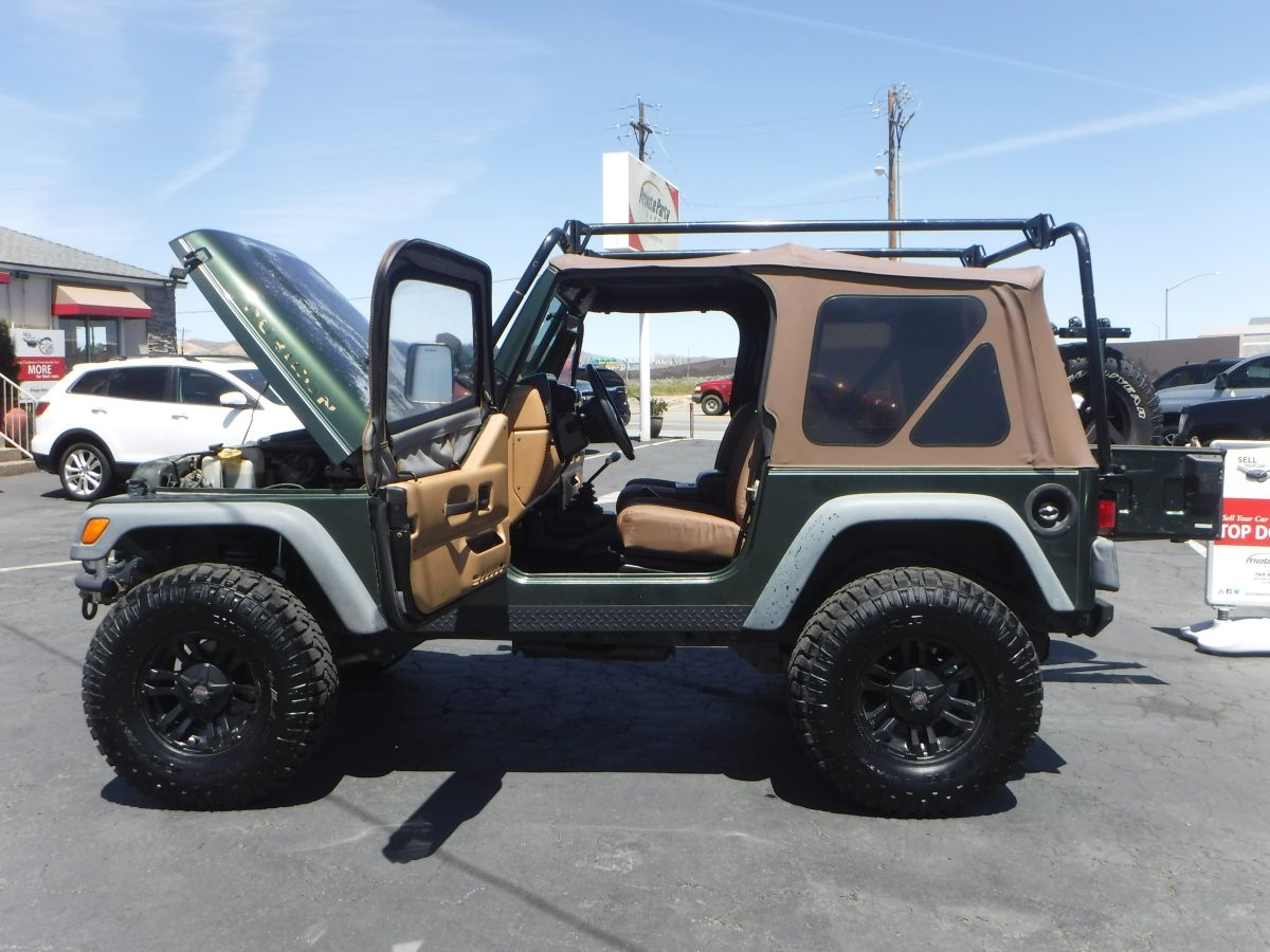 1997 jeep wrangler se for sale by owner at private party cars where buyer meets seller. Black Bedroom Furniture Sets. Home Design Ideas