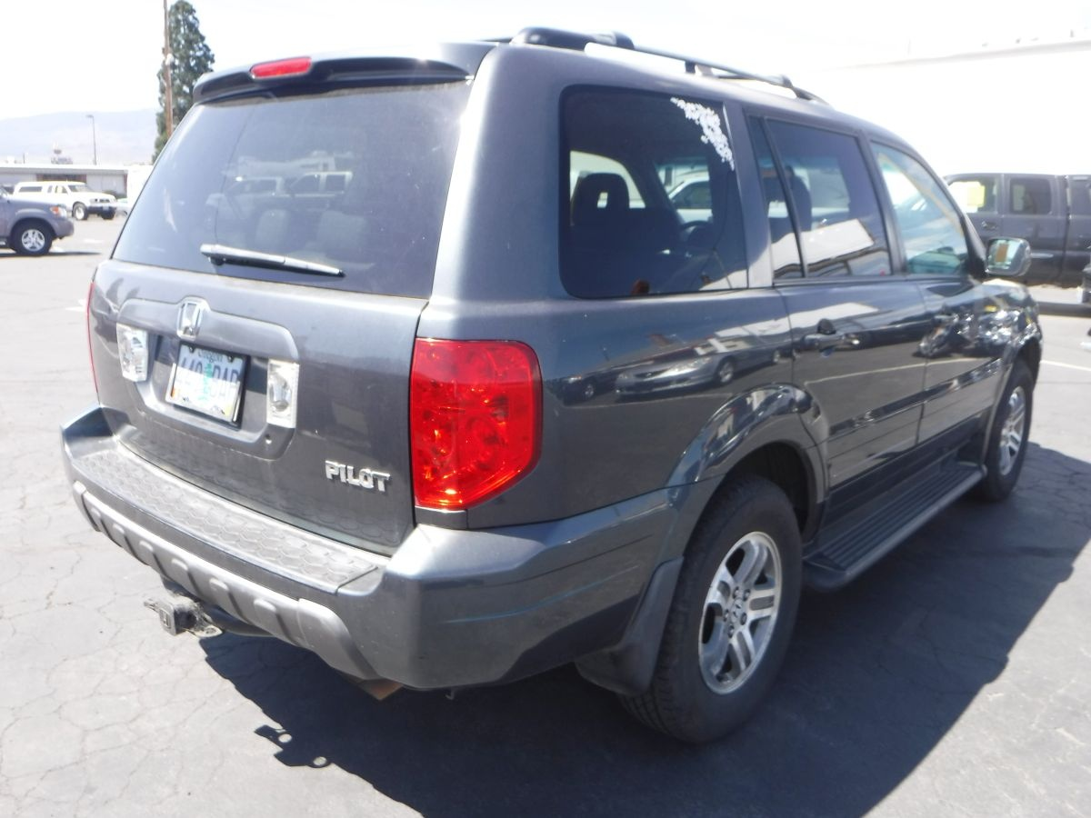 2004 Honda Pilot Ex L For Sale By Owner At Private Party