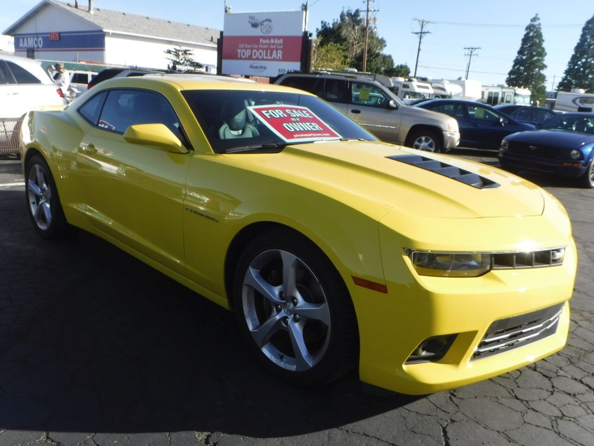 2015 Chevrolet Camaro Ss For Sale By Owner At Private