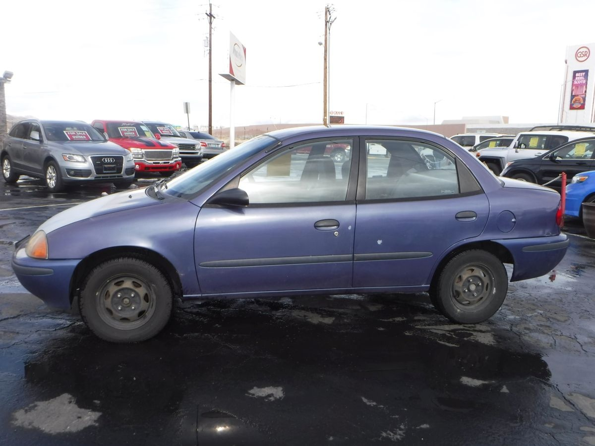 1997 Geo Metro LSi - For Sale By Owner at Private Party ...