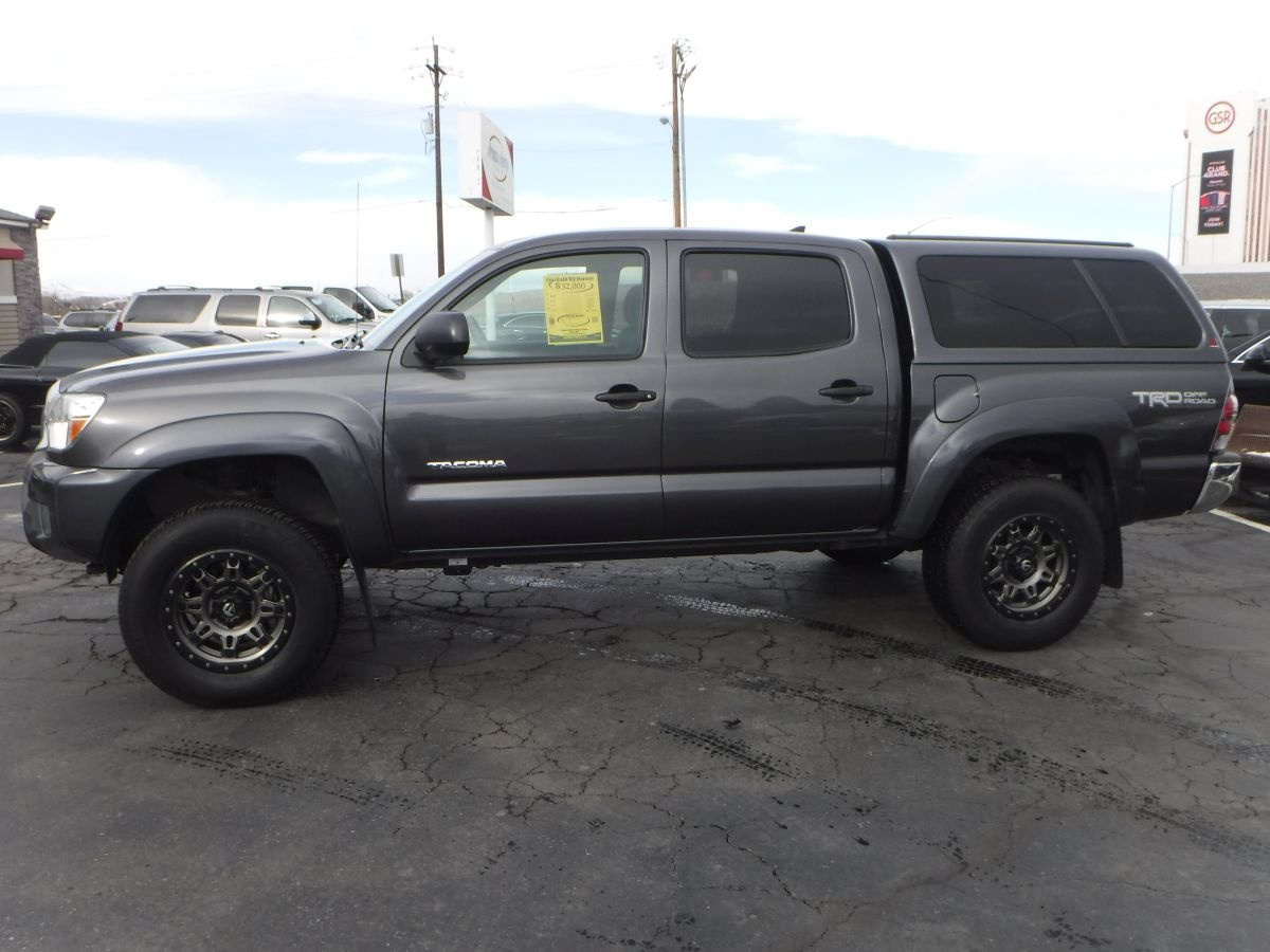 2013 toyota tacoma double cab 5 ft for sale by owner at private party cars where buyer meets. Black Bedroom Furniture Sets. Home Design Ideas