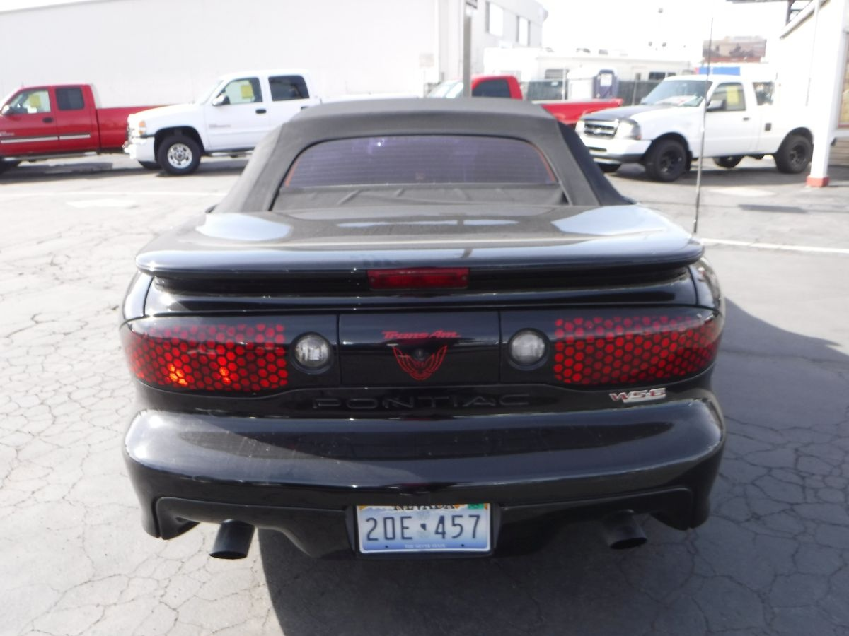 2002 pontiac firebird trans am for sale by owner at private party cars where buyer meets seller. Black Bedroom Furniture Sets. Home Design Ideas