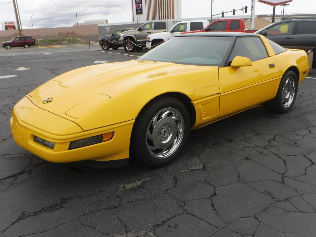 1995 chevrolet corvette for sale by owner at private. Black Bedroom Furniture Sets. Home Design Ideas