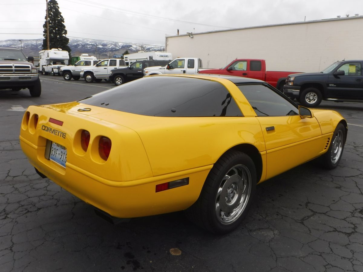 1995 chevrolet corvette for sale by owner at private party cars where buyer meets seller. Black Bedroom Furniture Sets. Home Design Ideas