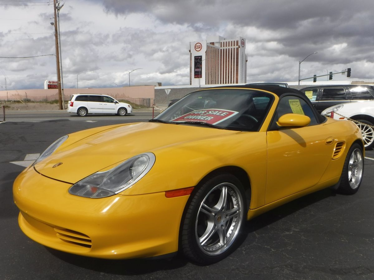 2004 porsche boxster cabriolet for sale by owner at. Black Bedroom Furniture Sets. Home Design Ideas