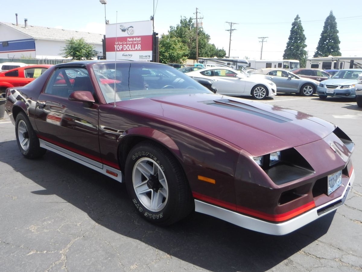 1982 Chevrolet Camaro Z28 Super Sport For Sale By Owner