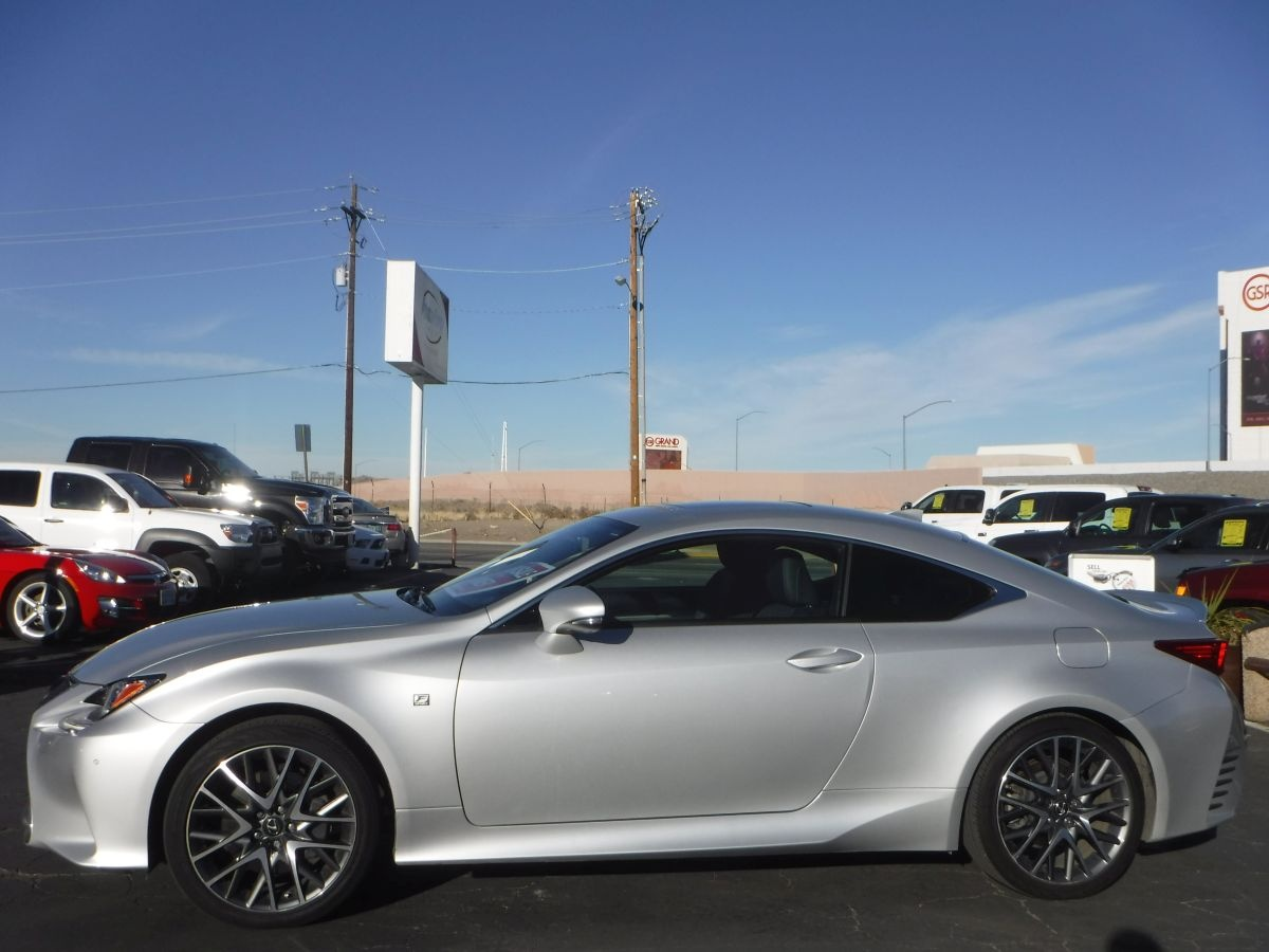 2015 Lexus RC RC 350 - For Sale By Owner at Private Party Cars ...