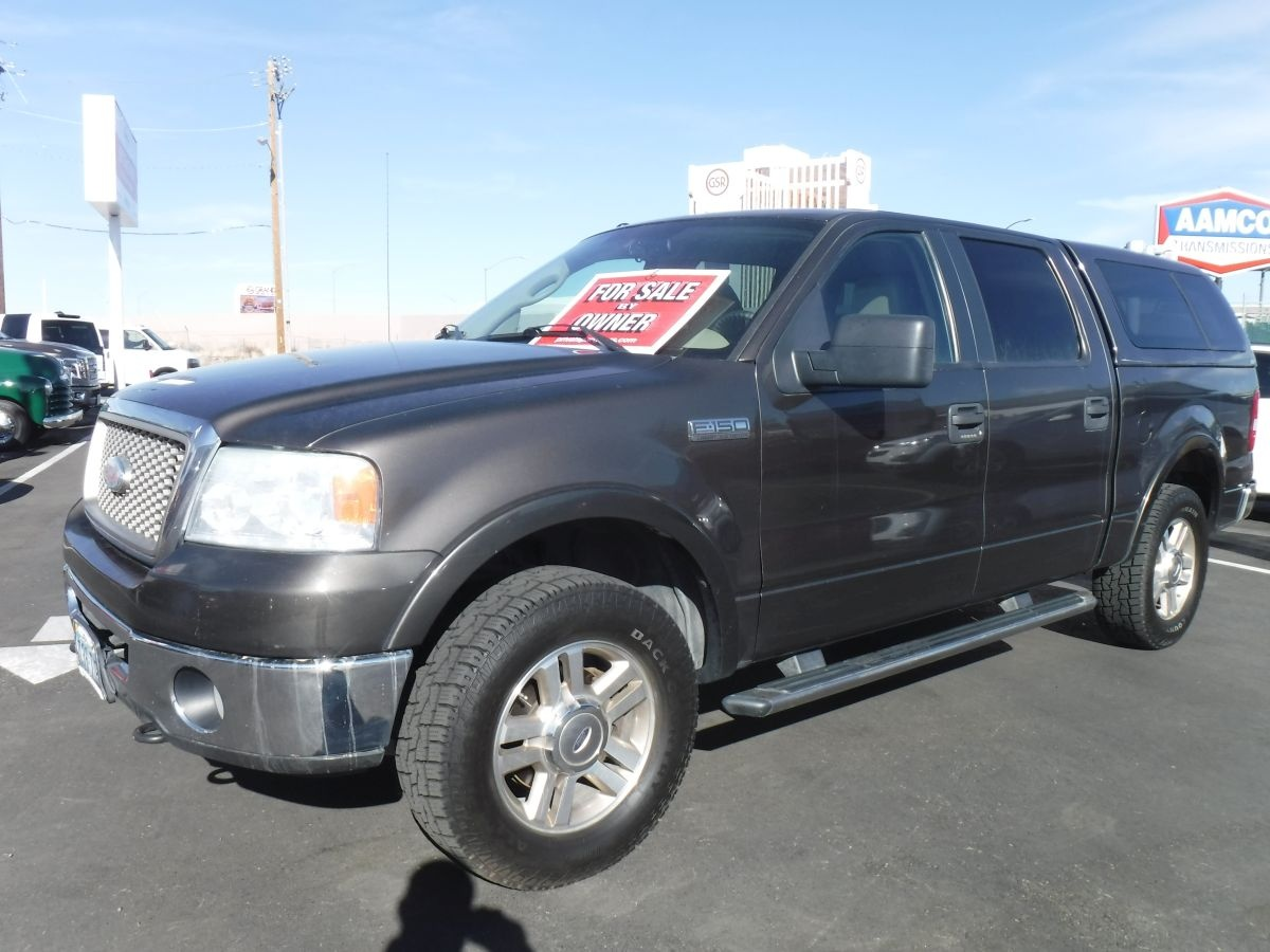Ford ford 2006 f150 : 2006 Ford F150 SuperCrew Cab Lariat 5 1/2 ft - For Sale By Owner ...