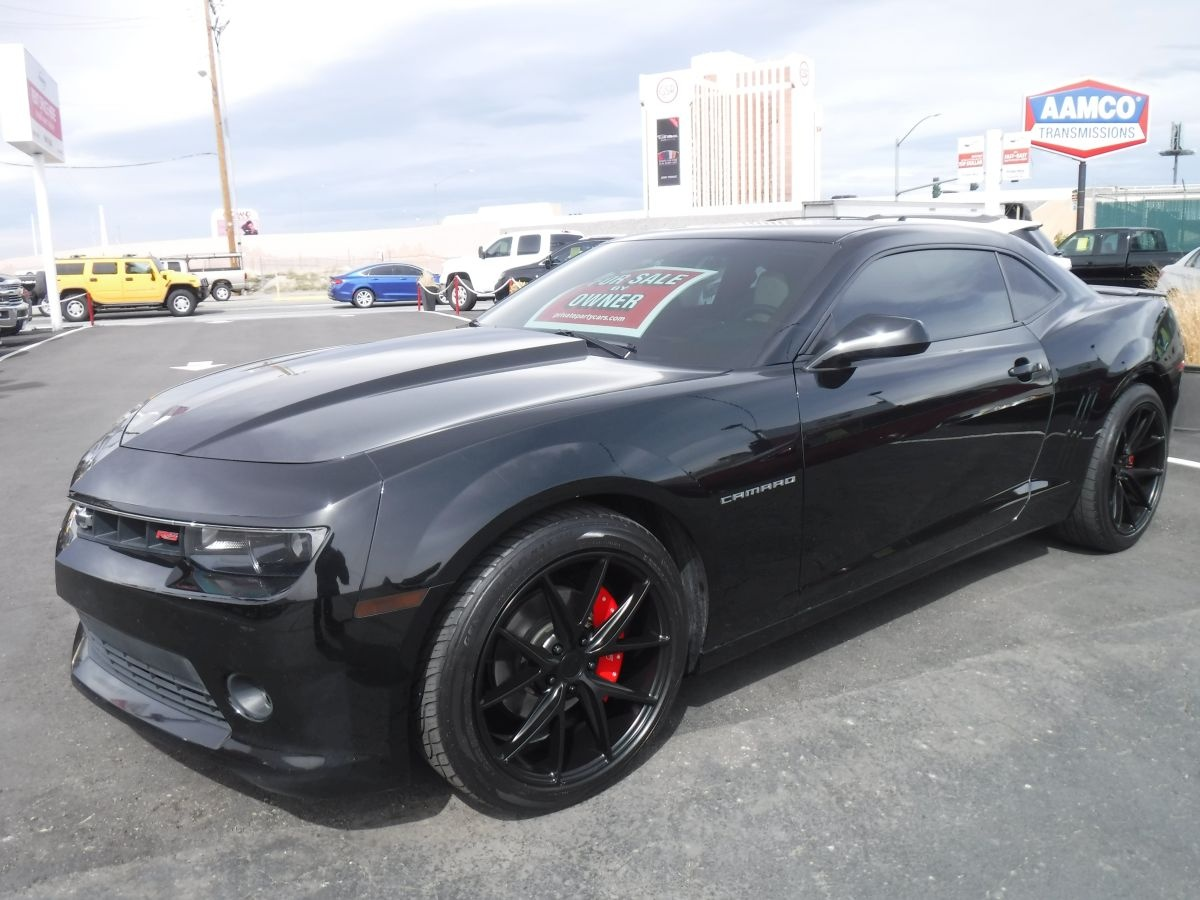 2014 Chevrolet Camaro RS - For Sale By Owner at Private Party Cars ...