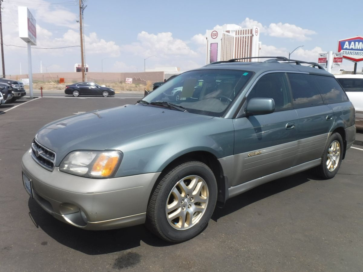 2001 Subaru Outback Limited - For Sale By Owner at Private Party ...