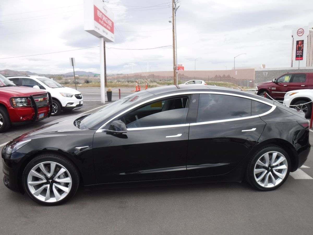 2018 Tesla Model 3 - For Sale By Owner at Private Party ...