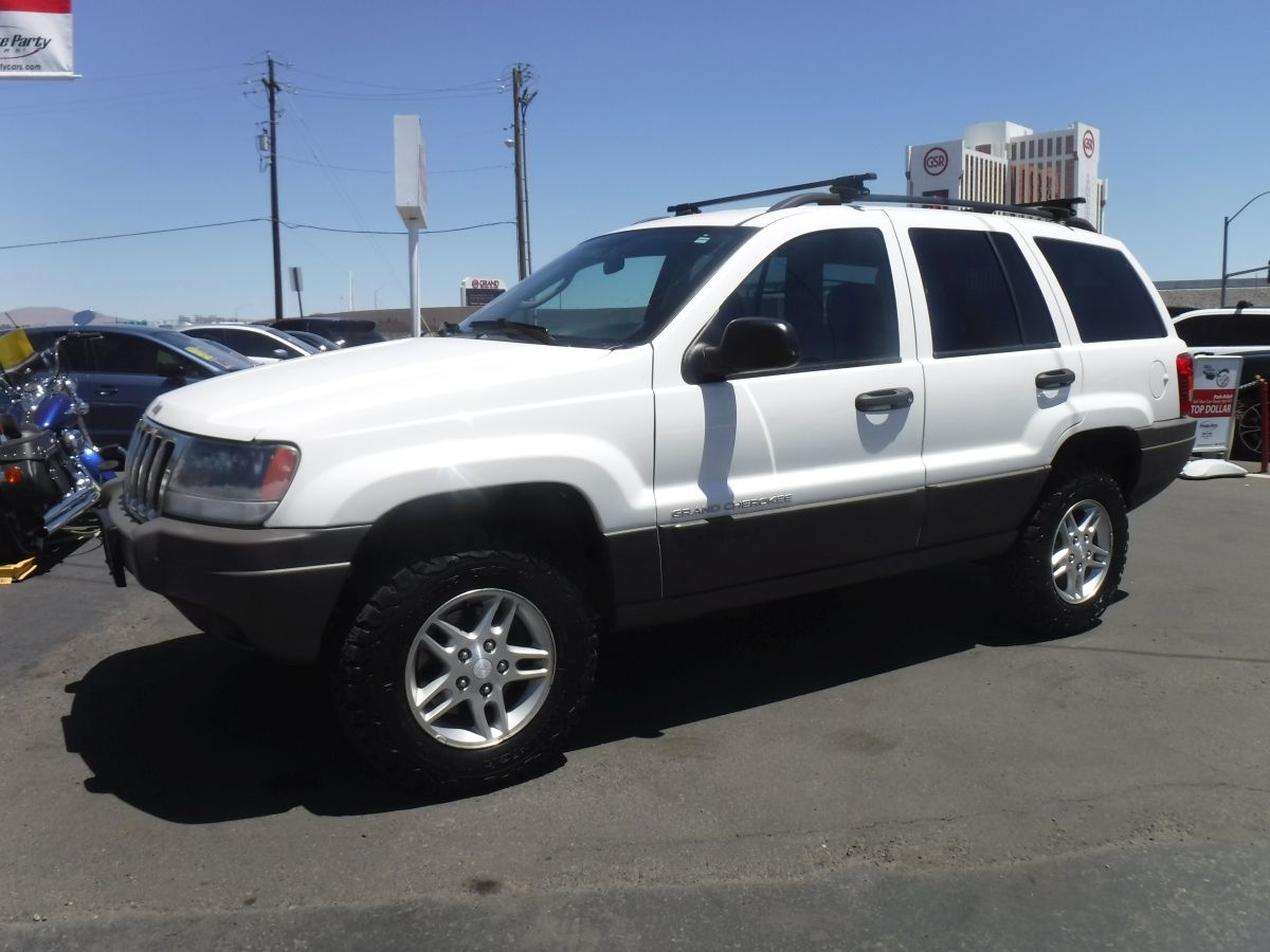 2003 Jeep Grand Cherokee Laredo - For Sale By Owner at