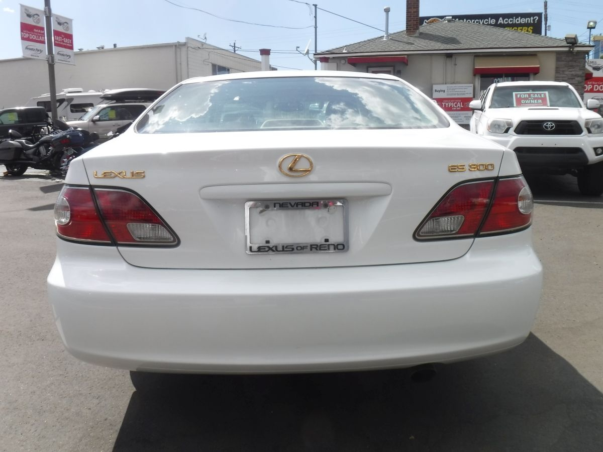 2003 Lexus ES ES 300 - For Sale By Owner at Private Party